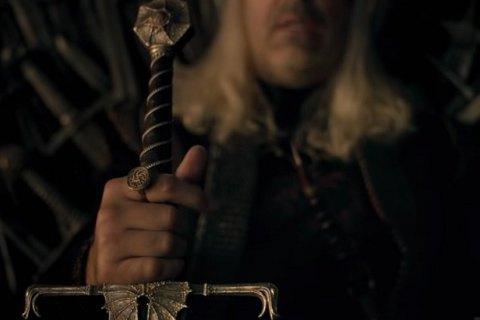 """Опубліковано перший тизер приквела """"Гри престолів"""" - серіалу """"Будинок дракона """""""