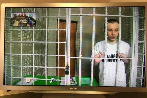 Крымскотатарский политзаключенный Руслан Зейтуллаев просит экстрадировать его в Украину