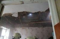 В Одесі обвалилося перекриття в двоповерховому будинку, є жертва