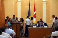 Працівники одеських ринків штурмували міськраду
