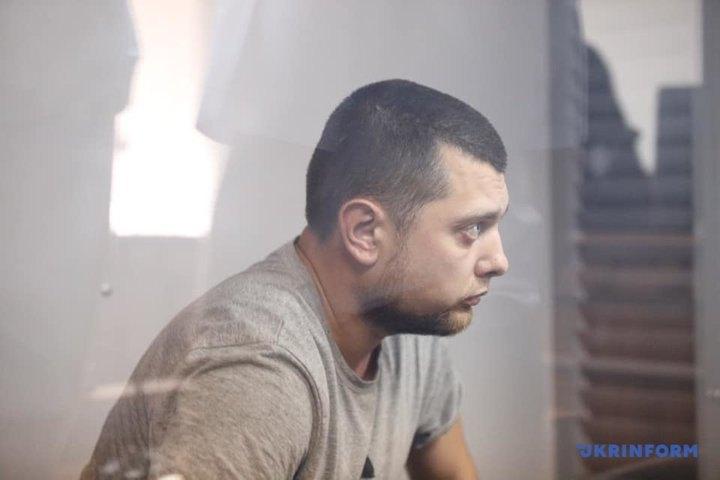 Підозрюваний у вбивстві Кирила Тлявова Іван Приходько