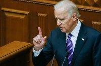 Байден від імені США пообіцяв ніколи не визнати анексію Криму