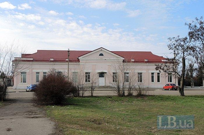 Вокзал Снігурівка