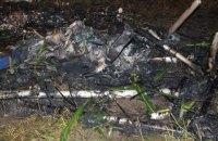 Легкомоторный самолет разбился в Тернопольской области
