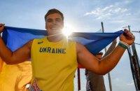 Украинский метатель молота победил на юниорском чемпионате Европы с мировым рекордом