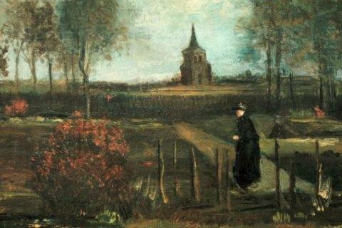 """В Нидерландах из закрытого музея украли картину Ван Гога """"Весенний сад"""", - СМИ"""