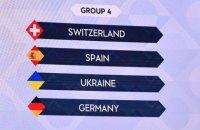 Іспанія вибрала дивне місце для матчу Ліги націй проти України