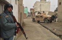 В Кабуле смертник подорвал 4 силовиков
