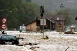 Наводнения в Турции убили 20 человек
