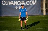 Основной форвард сборной Украины пропустит до 3-х месяцев из-за травмы