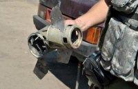 Против пограничников в Меловом использовали новые мины, - пресс-центр АТО