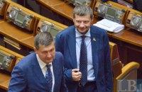 Мосийчук задекларировал коллекцию старинного холодного оружия