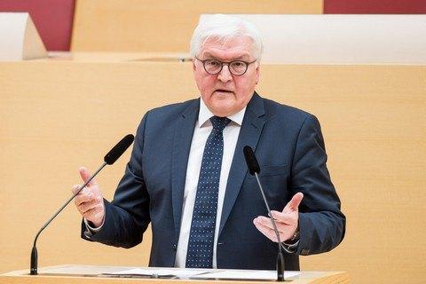 Штайнмайер назвал Донбасс камнем преткновения для отношений Германии и РФ