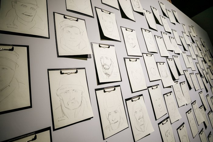 Серия портретов участников Майдана, Леся Хоменко