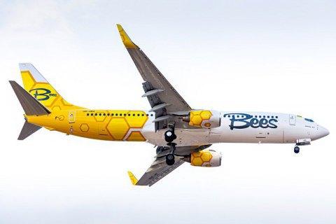 Новый украинский лоукостер начнет летать из Киева в Одессу с 14 октября