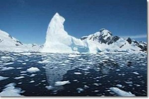 Арктические льды могут растаять за четыре года, - ученые