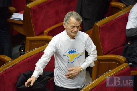 Джемілєв закликав світову спільноту підтримати санкції проти Росії