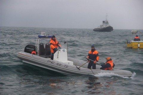 Кремль заявив про відсутність пріоритетних версій катастрофи Ту-154