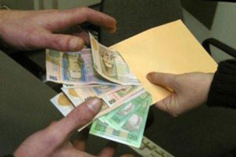 Два должностных лица управления ГосЧС в Киеве задержаны на взятке