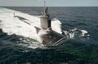 ВМС США взяли на озброєння ударну атомну субмарину