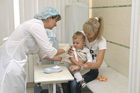 Минздрав обещал регионам вакцины откори— они «едут» в Украинское государство