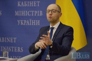 Яценюк анонсировал меры по повышению безопасности на дорогах