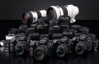Как выбрать фотоаппарат Sony: 5 основных параметров