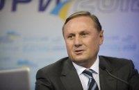 Єфремов заявив, що Азарова на посаді прем'єра наразі не мінятимуть
