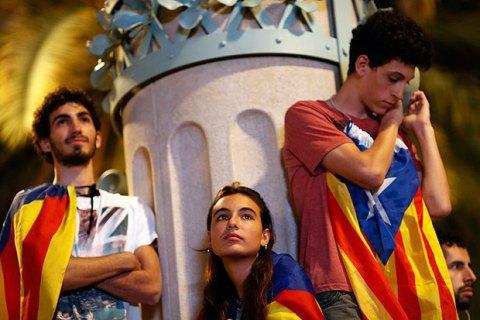 Кризис в Каталонии обошелся Испании в миллиард евро