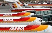 Авиакомпания Iberia отменила 200 рейсов из-за забастовки пилотов