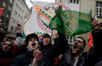 Тысячи болгар протестуют против мер экономии