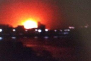 В Индии взорвалась подводная лодка российского производства