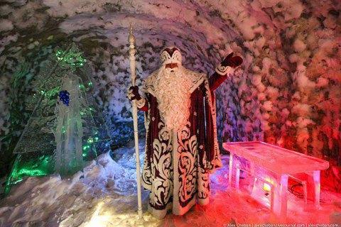 В России построят дворец для Деда Мороза за $6 млн
