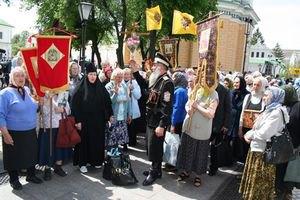 Київська міліція затримує учасників ходи проти гей-параду