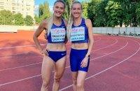 Дві українки потрапили на п'єдестал четвертого етапу Діамантової ліги
