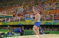 На честь українця Радивилова названо гімнастичний стрибок