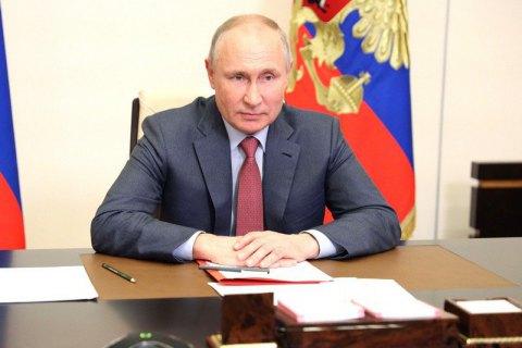 Путін прокоментував справу Медведчука і заявив про перетворення України в анти-Росію