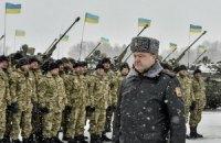 Верховная Рада увеличила численность армии до 250 тыс. человек