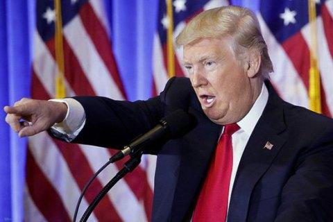 Трамп планує проводити в Вашингтоні військові паради