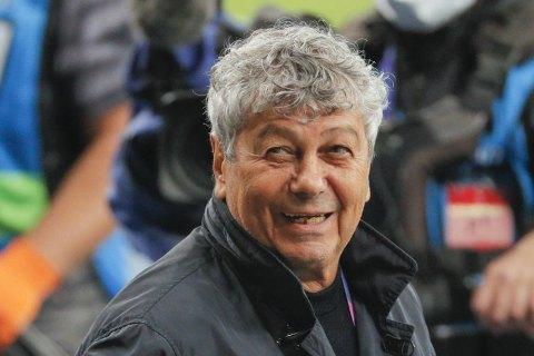 """Луческу назвав нічию з """"Бенфікою"""" позитивним результатом"""