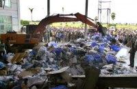 На обувной фабрике в Камбодже обрушился потолок, есть жертвы