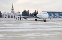 """Из аэропорта """"Харьков"""" самолет улетел в Италию без багажа пассажиров"""