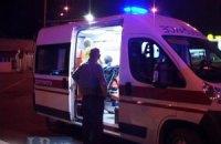 В селе под Киевом ночью застрелили человека и ранили троих