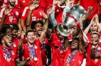 """""""Баварія"""" встановила абсолютний рекорд Ліги чемпіонів, який неможливо побити"""