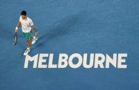 Джокович став першим фіналістом Australian Open і cравнялся з Надалем за кількістю фіналів на турнірах Grand Slam