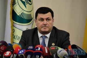 Квіташвілі заявив, що сам вибрав адвоката Павленко першим заступником