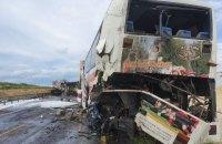 В масштабном ДТП в Польше пострадали 23 украинца (обновлено)