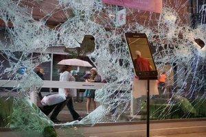 Ущерб от недавних беспорядков в Великобритании составил свыше 215 млн долларов
