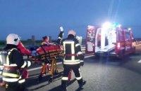 На румыно-венгерской границе разбился микроавтобус с украинцами, есть погибшие (обновлено)