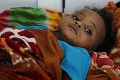 В Йемене каждые 10 минут гибнет один ребенок младше 5 лет, - ООН
